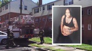 Felgyújtotta terhes barátnőjét, mert nem volt kész az apaságra