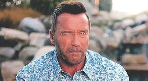 Önmagát gúnyolja Schwarzenegger