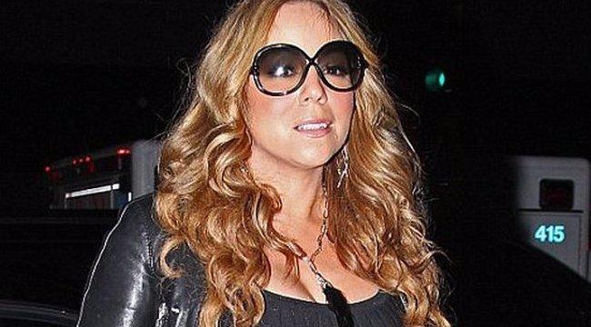 Fogynia kell Mariah Carey-nek – fotók