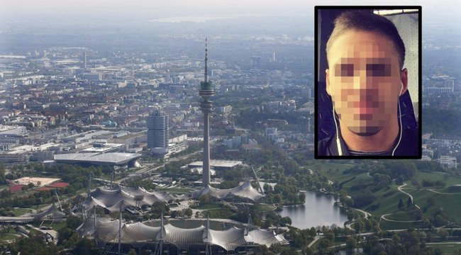 Münchenben találták meg Dávid holttestét