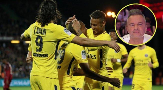 Cooky a BL-győzelemről:Esélyesebb a PSG, mint a Barcelona