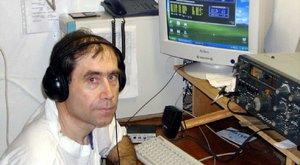 Antarktisszal is rádiózott Tibor