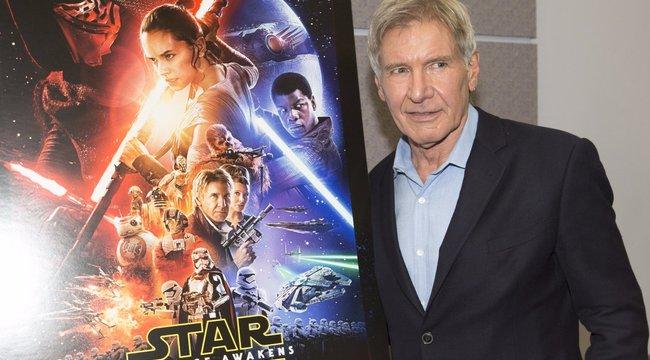 Majdnem ezt az idióta nevet kapta Harrison Ford