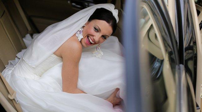 Korábban hiányzott Rúzsa Magdiból a menyasszony gén – fotók