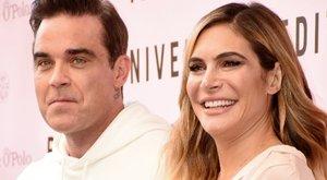 Robbie Williams majdnem lehányta feleségét az első randijukon