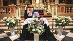 Maroknyian búcsúztak Lorán Lenkétől