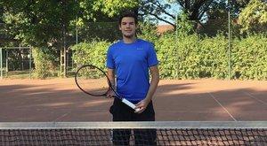 Győztes meccse után halt meg a gyulai teniszező