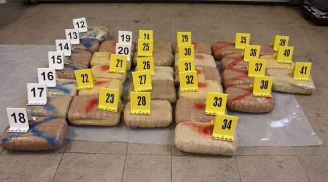63 milliónyi drogot próbált becsempészni Magyarországra a montenegrói férfi