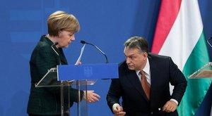 Budapest gratulál: Orbán üzent Merkelnek