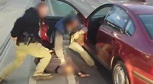 Brutális mennyiségű drogot csíptek meg a pesti zsaruk - videó