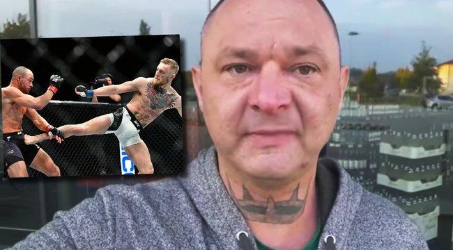 Börtönben is ült McGregor magyar kihívója
