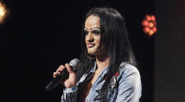 Prostiként dolgozik az X-Faktor transzvesztita énekese