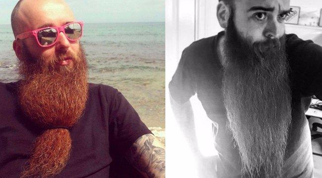 Kínos: szakállverseny miatt bukott le a drogdíler