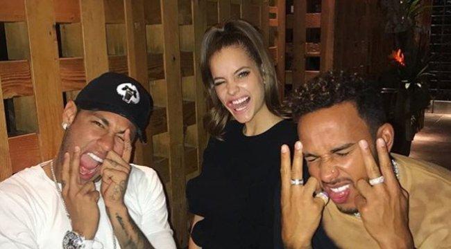 Neymar nem érti, hogy lehet szingli Palvin Barbi