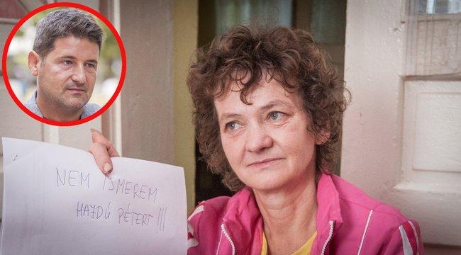 Ukrán üzlettársanem ismeri Hajdú Pétert