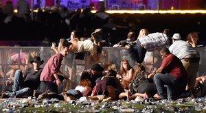 A Las Vegas-i vérengzés magyar szemtanúja: órák teltek el, mire előbújhattunk
