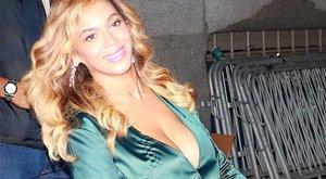 Ikrei mellett Beyoncé dolgozik is