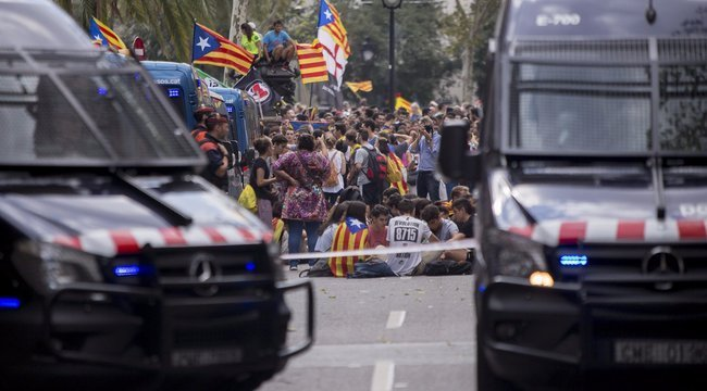 Az elnök állítja, napokon belül kikiáltja függetlenségét Katalónia