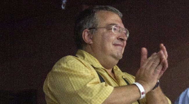 Simicska fia is graffitizett Orbánról - fotó