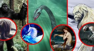 A létezésüket is cáfolják, mégis sokan hinni akarnak bennük - Top7 misztikus lény