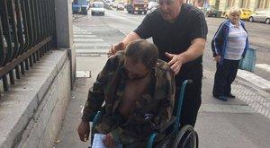 Adrienn felháborodott: Lerázott a mentős, mert hajléktalanhoz hívtam