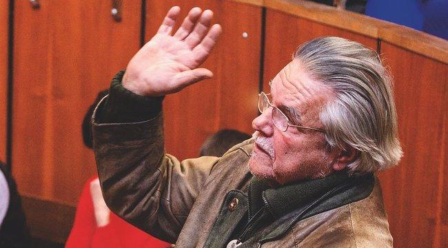 Kiakasztotta a bírákat Oszter