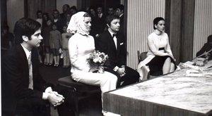 Aradszky évtizedekenát kitartotta felesége mellett