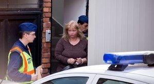 Széttépte a fellebbezését a 8 éves lányát 108 késszúrással meggyilkoló Anikó
