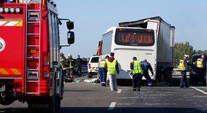 Horror az M5-ösön: négy rendőr még kórházban fekszik
