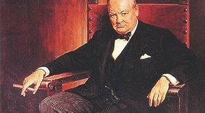 Évekig keresték a Churchill-képet
