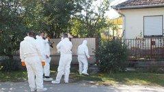 Félig lemeztelenítette gyilkosa a 88 éves Bözsi nénit