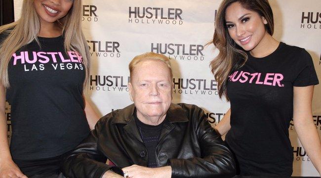 10 millió dollárt ígér a Hustler magazin tulaja Trumpot kompromittáló információkért