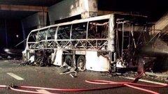 Veronai buszbaleset: a megengedettnél több ülést szereltek a járműbe