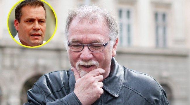 Gyulai Miklós: Vágó István ne szórakozzon az apámmal!