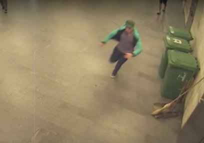 Felismeri ezt a férfit, akiaz Árpád hídi aluljáróban vert meg egy nőt? – videó