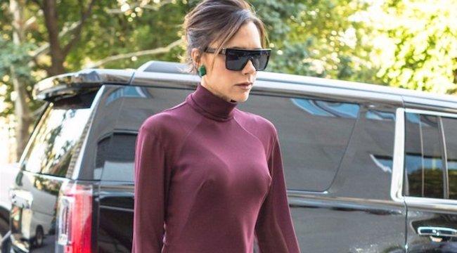 Döbbenetes furcsaság derült ki Victoria Beckhamről