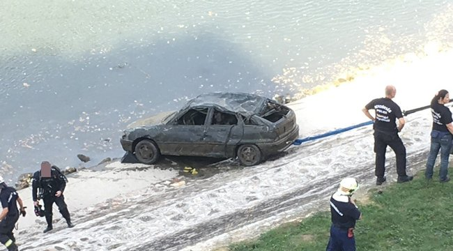 Az eltűnt Istvánholttestét rejtette a Dunában talált Opel