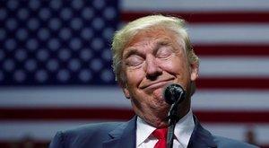 Donald Trump megint magyarázkodni kényszerül