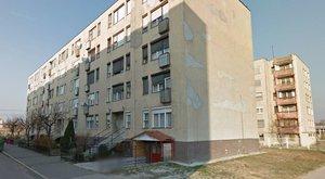 A harmadik emeletről zuhant ki egy kétéves Hajmáskéren