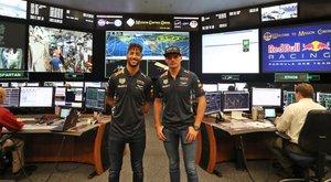 Űrhajóssá váltak az F1-es pilóták