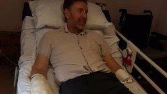 Megfázásnak hitte a bajt, végül kezét-lábát amputálni kellett