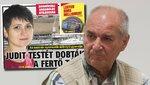 Darnózseli darabolós gyilkosság: Reméli az apa, a lánya holttestét találták meg a Fertő tóban