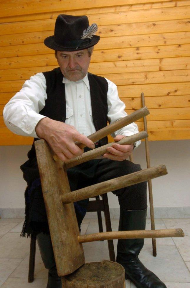 luca széke miből készül