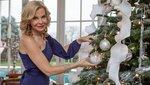 Fenyőfadíszhez igazítja ruháját - pillantson be Polgár Tünde luxuskarácsonyába!