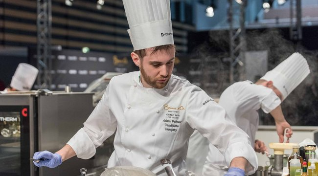 Pohner Ádám: a paprikás krumplitól a szakácsolimpiáig