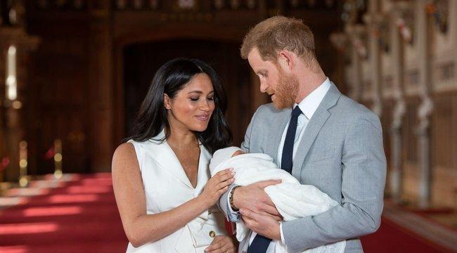 Mire vár Meghan Markle és Harry herceg? A kis Archie-nak még mindig nincs dadája