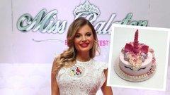 Végre megtudtuk, ehet-e egy szépségkirálynő-jelölt tortát? A válasz meglepő