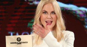 Csirkezsírral szépül Nicole Kidman