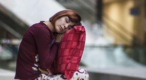 Gyerekei miatt retteg az alvástól a családanya