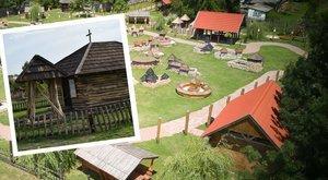 Skanzennel bővült a Guinness-rekorder dinnyési minipark